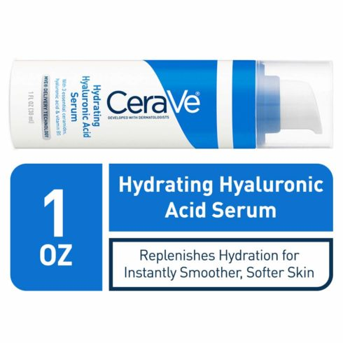 CeraVe Hyaluronic Acid Face Serum