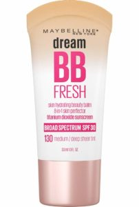 Maybelline Dream Fresh BB Cream Makeup, Medium Deep, 1 fl. oz.