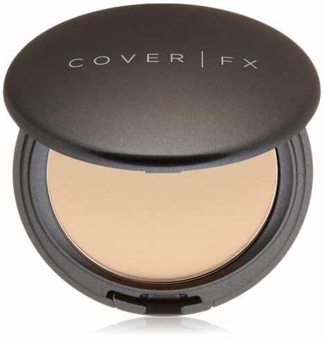 Cover FX Pressed Mineral Foundation Talc free Powder Foundation that Provides Buildable Coverage