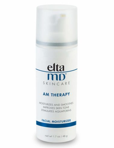 EltaMD AM Therapy Face Moisturizer with Hyaluronic Acid Improves Skin Tone