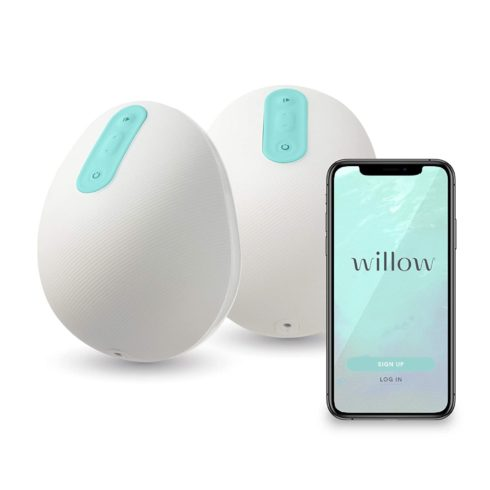 Willow Wearable Double Electric Breast Pump with App
