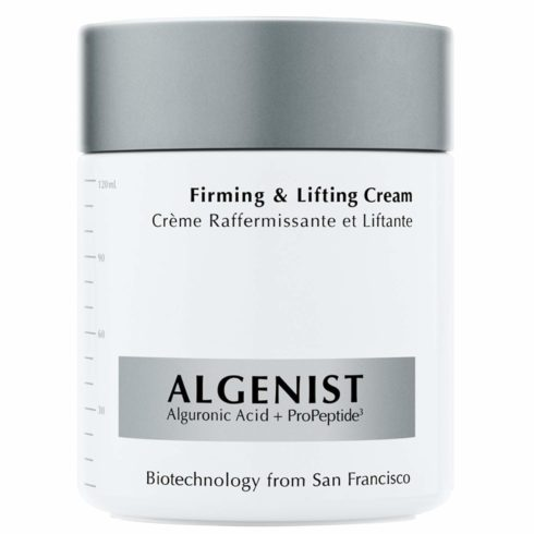 Algenist ELEVATE Firming & Lifting Cream - Powerful Vegan Anti-Aging Moisturizer for Face to Visibly Tighten, Lift & Tone