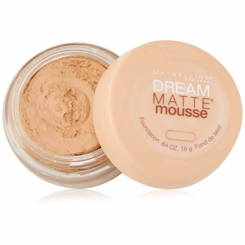 Maybelline Dream Matte Mousse Foundation, Classic Ivory, 0.64 Fl Oz (Pack of 1)
