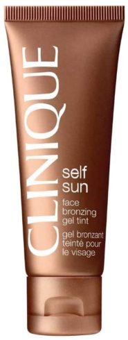 Clinique Self Sun Face Tinted for Women, Bronzing Gel, 1.7 Ounce