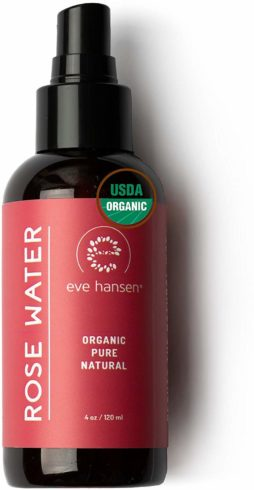 Eve Hansen Certified Organic Rose Water Facial Spray